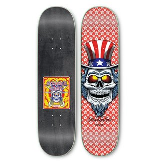 "StrangeLove Skateboards 8.125"" Firecracker Deck"
