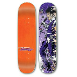 "StrangeLove Skateboards 8.5"" Chemtrails Deck"