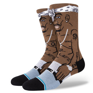 Stance Tupac Resurrected Sock