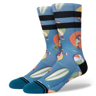 Stance Monkey Chillin Sock