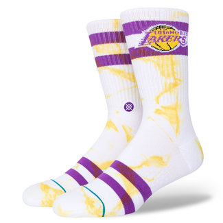 Stance Lakers Dyed Sock