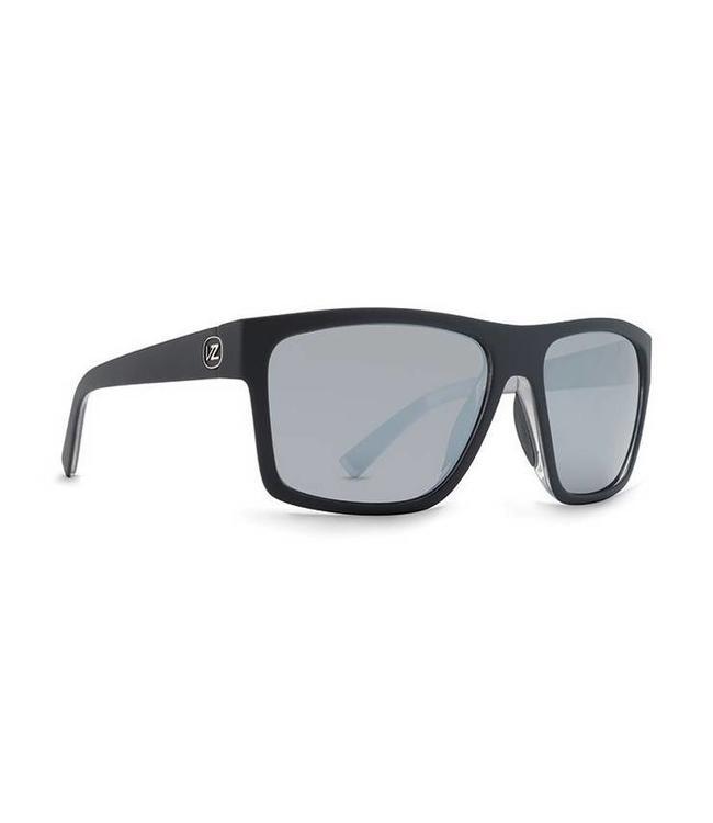 8e4de9e69a Vonzipper Dipstick Black Gloss Silver Mirror Lens - Drift House Surf ...