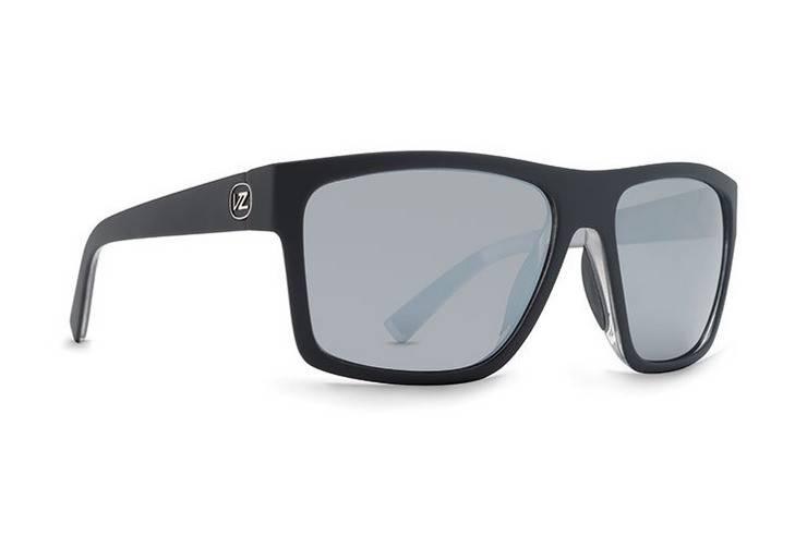 0708fed825 Vonzipper Dipstick Black Gloss Silver Mirror Lens - Drift House Surf Shop