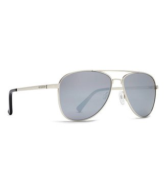 Vonzipper Statey Silver Gloss Grey Chrome Lens