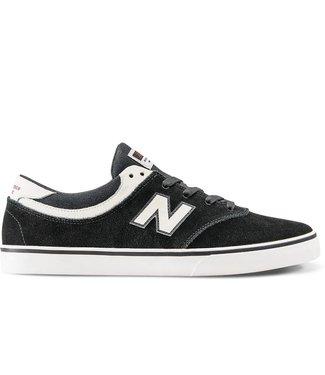 New Balance Numeric Numeric Quincy 254  Black with Sea Salt Shoes