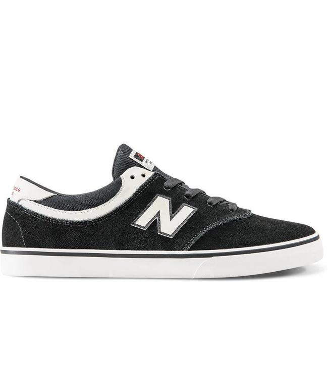 Numeric Quincy 254 Black with Sea Salt Shoes