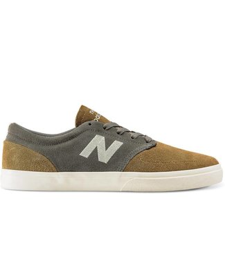 New Balance Numeric Numeric 345 Gunmetal with Sepia Shoes