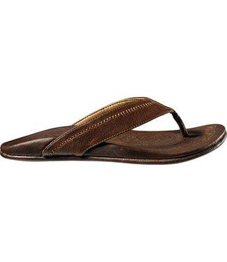 Olukai Hiapo Teak with Teak Sandals