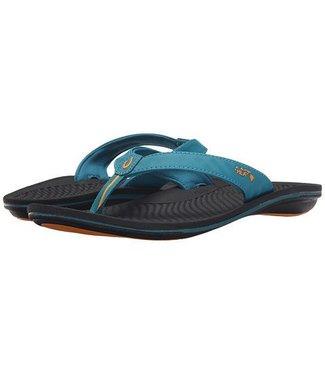 Olukai Kia'i Wahine Teal Sandals