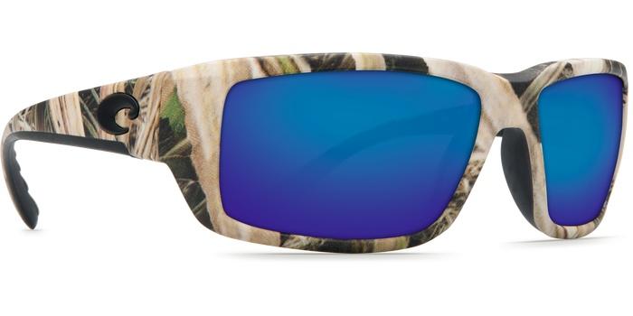 5c02f0b6e04 Costa Del Mar Fantail Mossy Oak Shadow 580G Blue Mirror