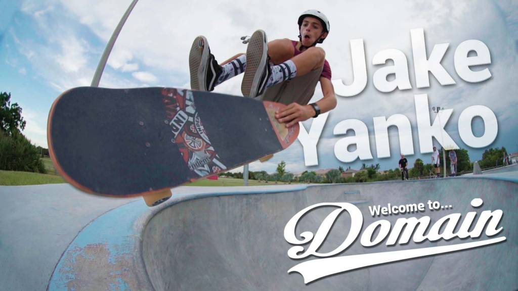 Drift House Surf Shop's Team Rider Jake Yanko Skate Edit