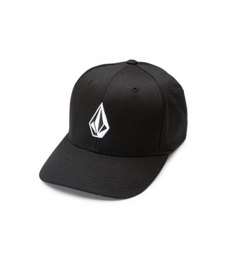 Volcom Full Stone XFit Black Hat