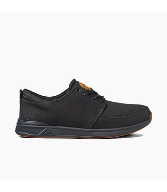 Reef Rover Low All Black Shoes
