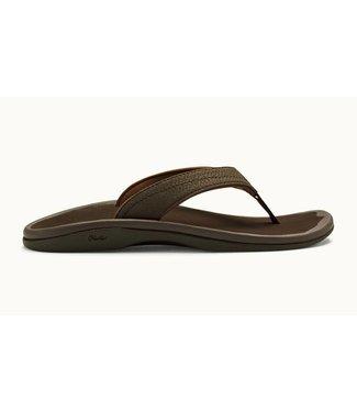 Olukai Women's Ohana Dark Java Sandal