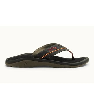 Olukai Kia'i II Black Sandal