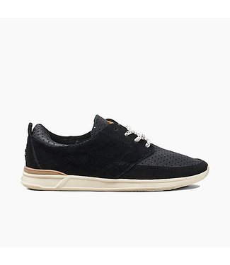 Reef Rover Low LX Black Shoes
