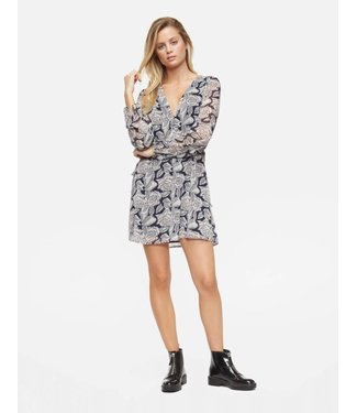TAVIK Indy Long Sleeve Mini Dress