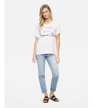 TAVIK Tavik Heartbreak City SS White Tee
