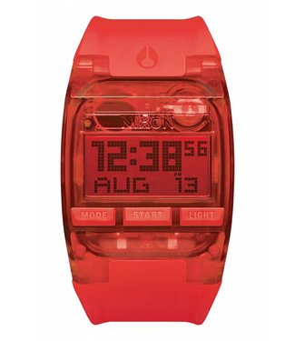 Nixon Comp All Red 38mm Watch