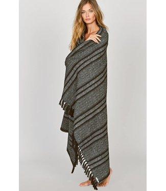 Amuse Society Friday Vibes Black Sands Beach Blanket