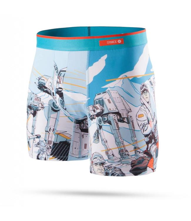 Stance Star Wars Hoth Boxer Blue Briefs