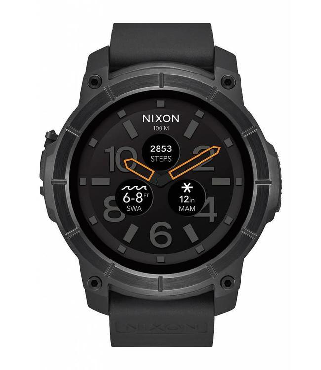 Nixon Mission All Black 48mm Smartwatch