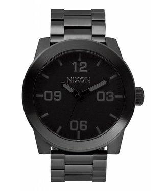 Nixon Corporal SS All Black 48mm Watch