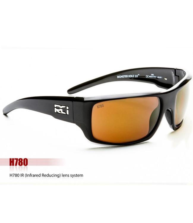 RCI Optics Monster Hole 2.0 H780 Polarized Sunglasses