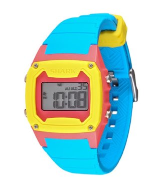 FREESTYLE Shark Classic Silicone Cyan Watch