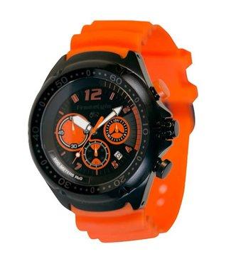 FREESTYLE Shark Hammerhead XL Black/Orange Watch