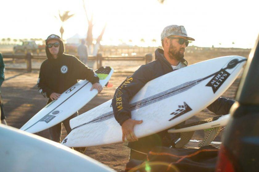 Drift House Surf Shop to Expand its Line of Salty Crew Apparel