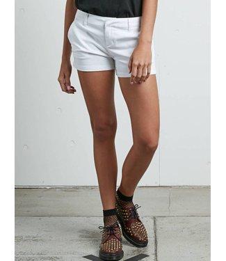 Volcom Frochickie White Shorts