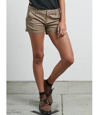 Volcom Frochickie Khaki Shorts