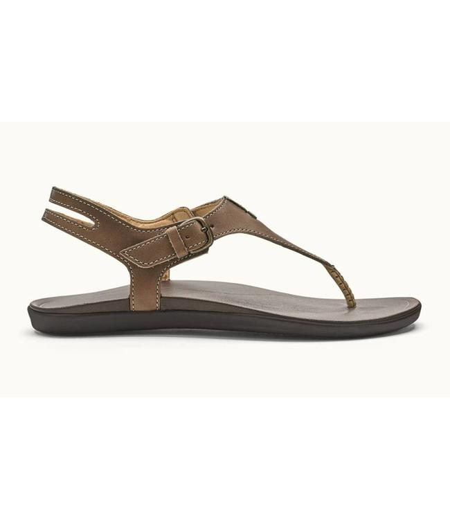 Olukai 'Eheu Clay/Dark Java Sandal
