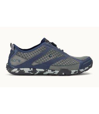 Olukai Eleu Trainer Charcoal/Trench Blue Shoes