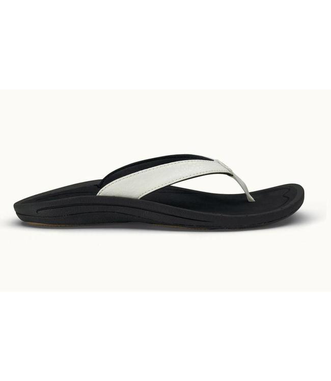 Olukai Kulapa Kai White Sandals