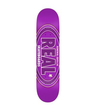 REAL Oval Renewal Remix 7.56 Deck