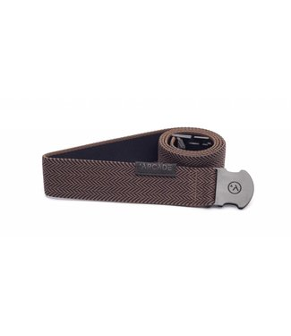 Arcade Belts, Inc. Hemingway Black and Brown