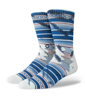 Stance Guadalupe Heather Grey Crew Socks