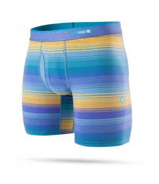 Stance Nevermind Combed Cotton Blue Boxer Briefs