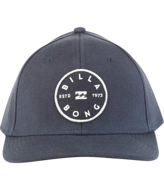 Billabong Walled Stretch Navy Hat
