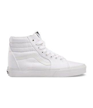 Vans Canvas Sk8-Hi Slim True White Shoes