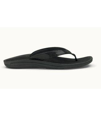 Olukai Kulapa Kai Black Sandal
