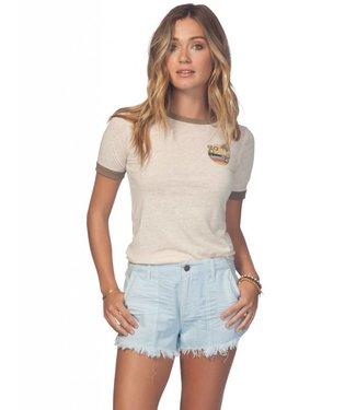Rip Curl Golden Hour Ringer Tee