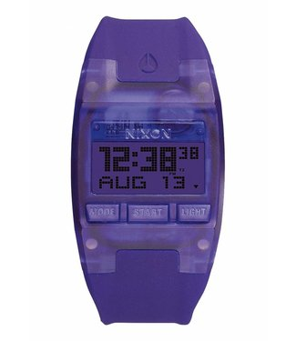 Nixon Comp S All Purple 38mm Watch