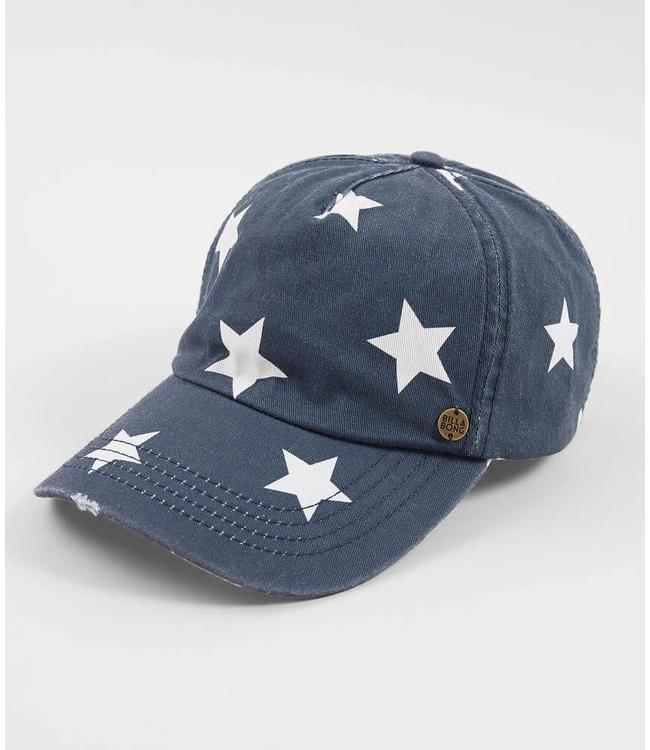 Billabong Beach Club Blue Tide Baseball Hat