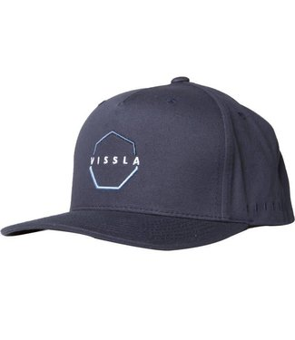 VISSLA Pin Tail Midnight Hat