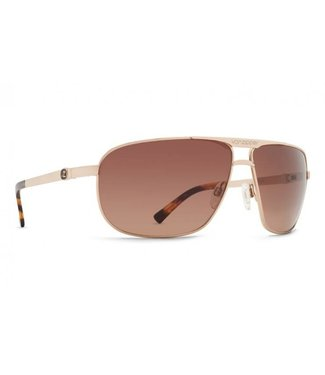 Vonzipper Skitch Gold with Moss Gradient Lens Sunglasses