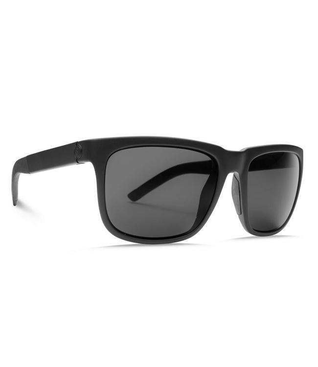 58221c8d413d1 Electric Knoxville XL S-Line Matte Black OHM Polar Grey Sunglasses ...