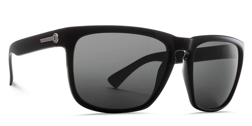 676e0f90d8 Electric Knoxville XL Gloss Black OHM Polar Grey Sunglasses ...